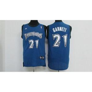 Minnesota Timberwolves Kevin Garnett Jersey (1)